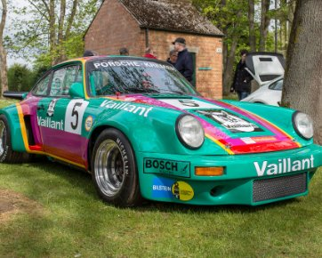 Wilton House Supercars 2014